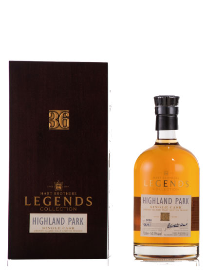 威伯特-Highland park 36 years