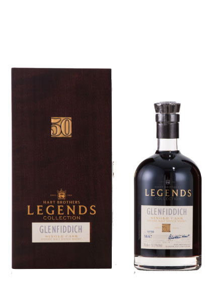 威伯特-Glenfiddich  50 years